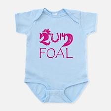 Foal 2014 Filly Horse Infant Bodysuit