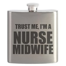 Trust Me, Im A Nurse Midwife Flask
