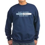 BABY LOADING... Sweatshirt (dark)