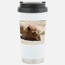 Sleeping Camel Travel Mug