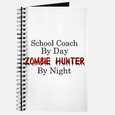 School Coach/Zombie Hunter Journal