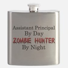 Assistant Principal/Zombie Hunter Flask