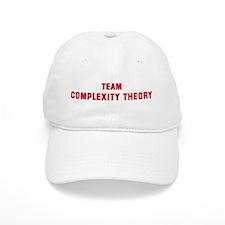 Team COMPLEXITY THEORY Baseball Cap