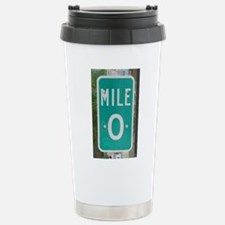 Mile 0 Key West Travel Mug