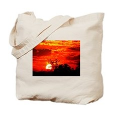 Wonderful Sunset Tote Bag