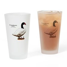 Black-Necked Swan Drinking Glass