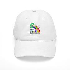 Take back the rainbow Baseball Cap