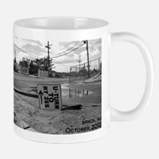 Never Forget Brick Rte 35 Mugs