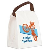 Bmx Canvas Lunch Bag