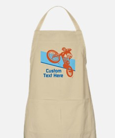 Custom Motocross Bike Design Apron