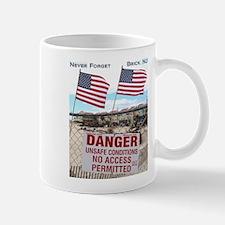 Never Forget Brick NJ Danger Mugs