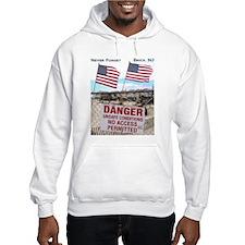 Never Forget Brick NJ Danger Hoodie