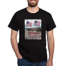 Never Forget Brick NJ Danger T-Shirt
