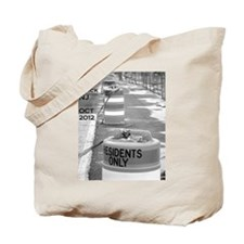 Never Forget Brick NJ Residents Only Tote Bag