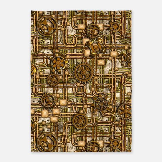 steampunk rugs, steampunk area rugs | indoor/outdoor rugs