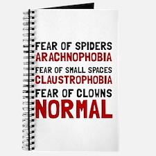 Fear Clowns Journal