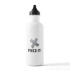 Fixed It Tape Water Bottle