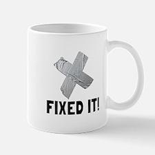 Fixed It Tape Mugs