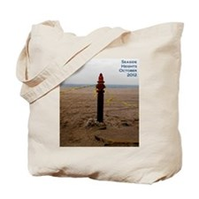 Never Forget Seaside Heights Hydrant Tote Bag