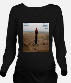 Never Forget Seaside Heights Hydrant Long Sleeve M