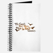 Bat Country Journal
