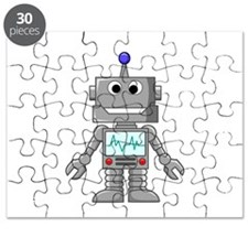 Happy Robot Puzzle