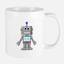 Happy Robot Mugs