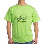 Appenzeller Spitzhaubens Green T-Shirt
