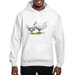 Appenzeller Spitzhaubens Hooded Sweatshirt