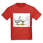 Appenzeller Spitzhaubens Kids Dark T-Shirt