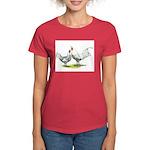 Appenzeller Spitzhaubens Women's Dark T-Shirt