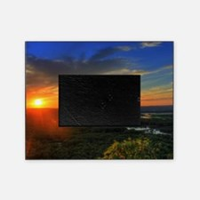 Wonderful Sunset Picture Frame