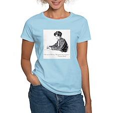 Anonymous woman T-Shirt