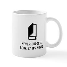 Judge Book Mugs