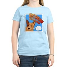 Red Heeler Super Hero T-Shirt