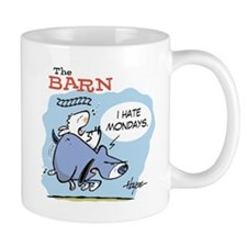 The Barn: I Hate Mondays. Mug