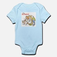 The Barn: The Whole Gang! Infant Bodysuit
