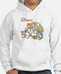 The Barn: The Whole Gang! Hoodie