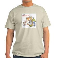 The Barn: The Whole Gang! Light T-Shirt