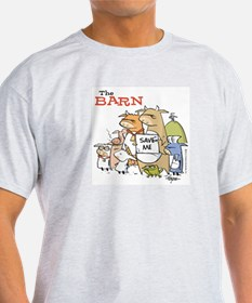 The Barn: The Whole Gang! T-Shirt