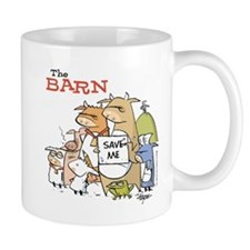 The Barn: The Whole Gang! Mug