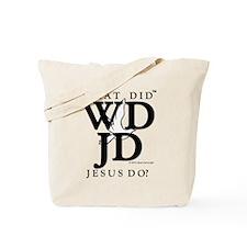 Unique Wdjd Tote Bag