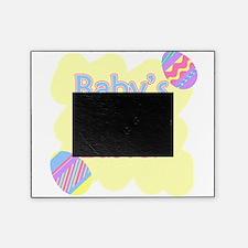 Babys 1st Easter Picture Frame