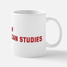 Team AFRICAN AMERICAN STUDIES Mug