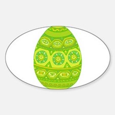 Painted Egg Decal
