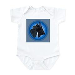 Giant Schnauzer Infant Bodysuit