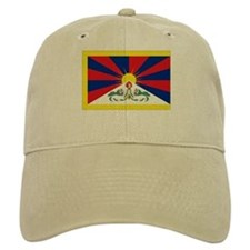 Tibet flag Baseball Cap