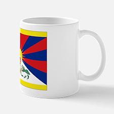 Tibet flag Mug