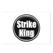 Strike King Postcards (Package of 8)
