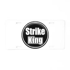 Strike King Aluminum License Plate